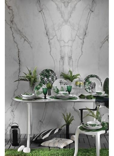 Kütahya Porselen Doğadakiler 15 cm Kase 10289 Renkli